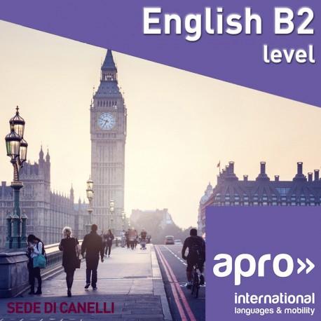 English B2 Level