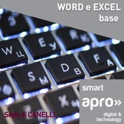 WORD e EXCEL base