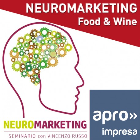 Seminario Neuro Marketing Food&Wine