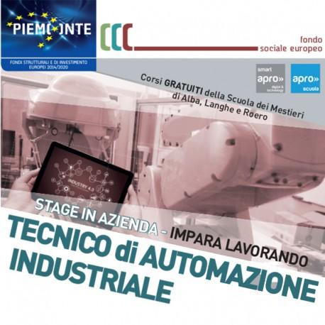Tecnico per l'automazione industriale