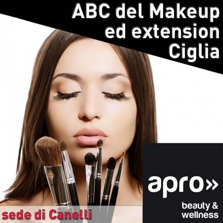 L'abc del make up e Extension Ciglia