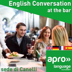 English Conversation at the bar