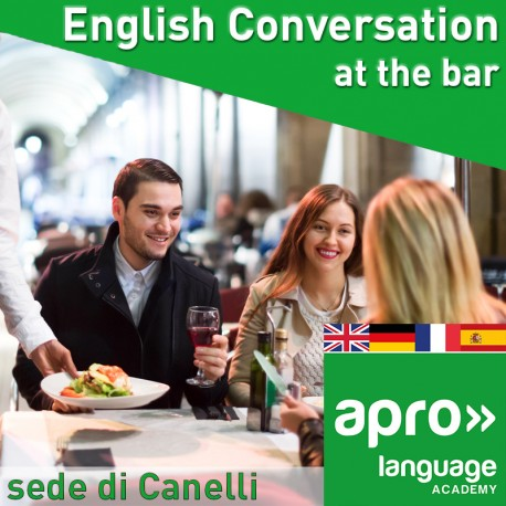 English Conversation at the bar