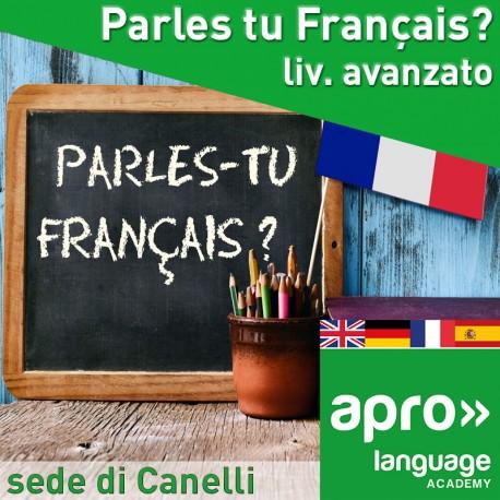Parles-tu Francais? Livello Avanzato