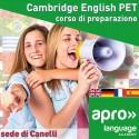 Cambridge English Certificate Course PET