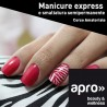 Manicure express e smaltatura semipermanente