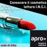 Conoscere il cosmetico: corso di lettura dell'INCI