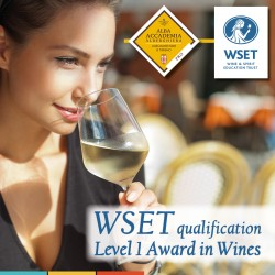 Wset Award in wines - Level 1