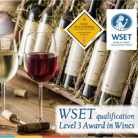 Wset Award in wines - Level 3