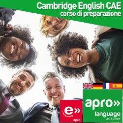 Cambridge CAE Advanced corso di preparazione