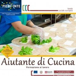 Formazione al lavoro - Aiutante di cucina
