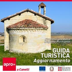 AGGIORNAMENTO GUIDA TURISTICA - CANELLI