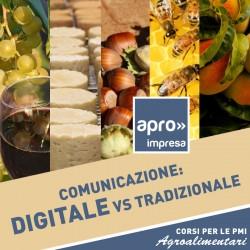COMUNICAZIONE: DIGITALE VS TRADIZIONALE
