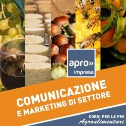 COMUNICAZIONE E MARKETING PER IL SETTORE AGROALIME