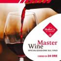 Masterwine - Specializzazione sul vino