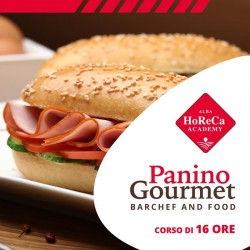 Panino Gourmet - Barchef and Food