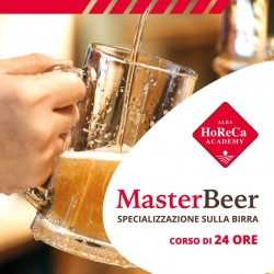 Masterbeer - Specializzazione sulla Birra