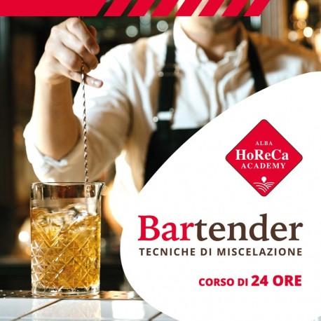 Bartender - Tecniche di miscelazione
