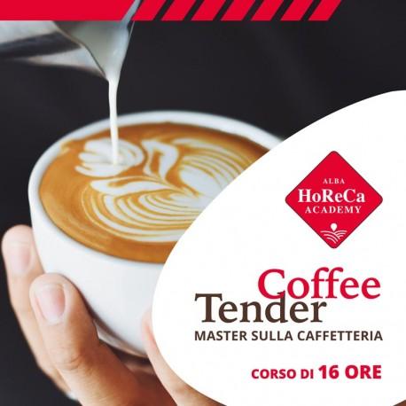 Coffeetender - Master sulla caffetteria