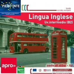 LINGUA INGLESE - Livello INTERMEDIO (B2)