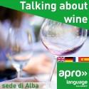 Talking about wine