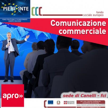 TECNICHE DELLA COMUNICAZIONE COMMERCIALE