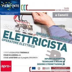 Operatore Elettrico - 1° anno