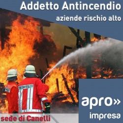 Antincendio Rischio Alto - ed.1