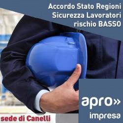 Corso Sicurezza Accordo Stato Regioni rischio bass