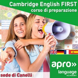 Cambridge English Certificate Course FIRST
