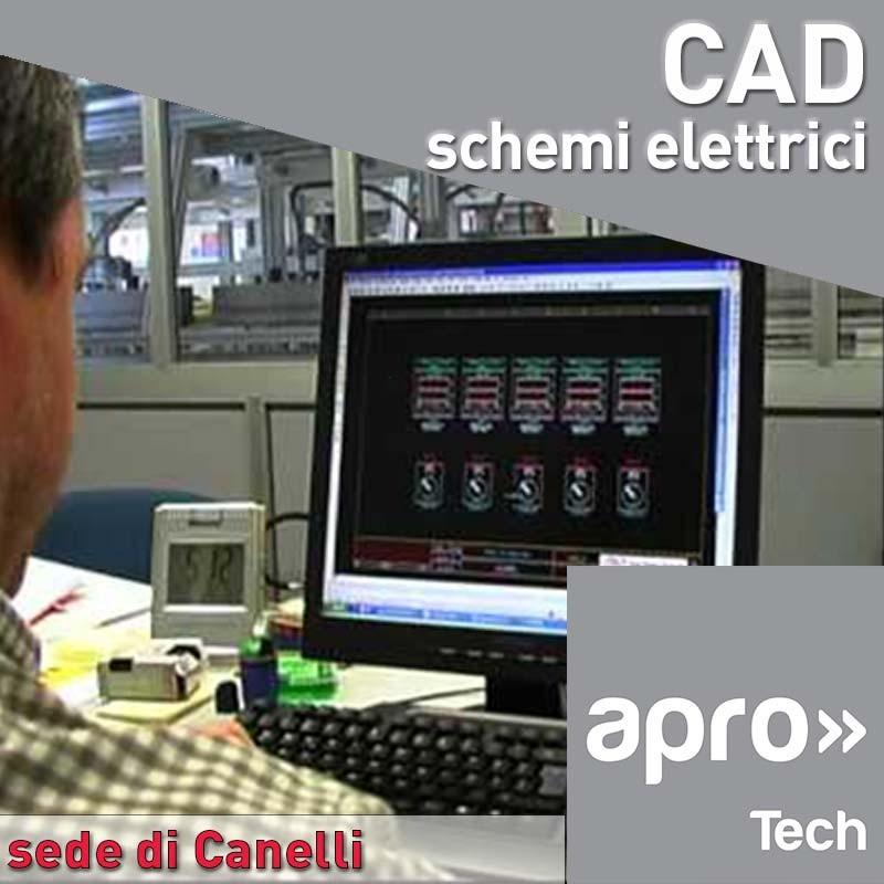 Simboli Schemi Elettrici Automazione : Cad per schemi elettrici store apro formazione