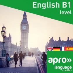 English B1 Level