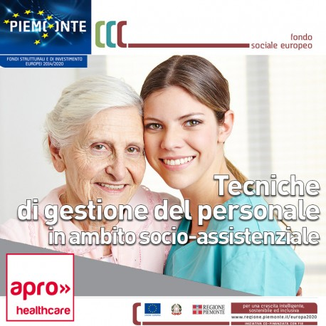Tecniche gestione del personale amb. socio-assist.