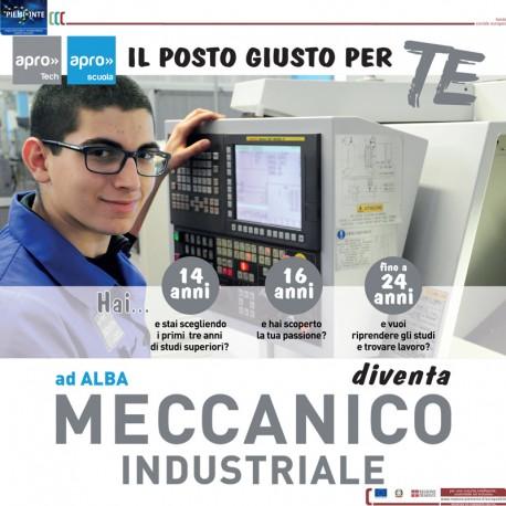 Operatore Meccanico - Costruzioni su M.U.-1° anno