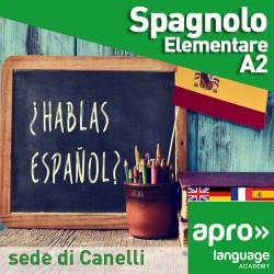 Spagnolo Elementare (A2)