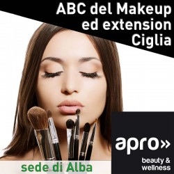 L'abc del make up e extension ciglia