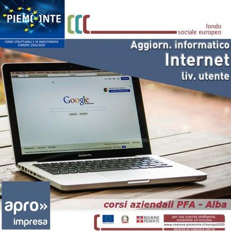 Aggiornamento Inform. - Internet Livello Utente