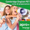Cambridge English PET corso di preparazione