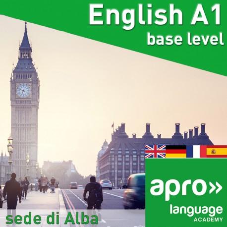English A1 Base Level