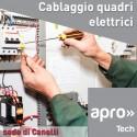 Cablaggio quadri elettrici
