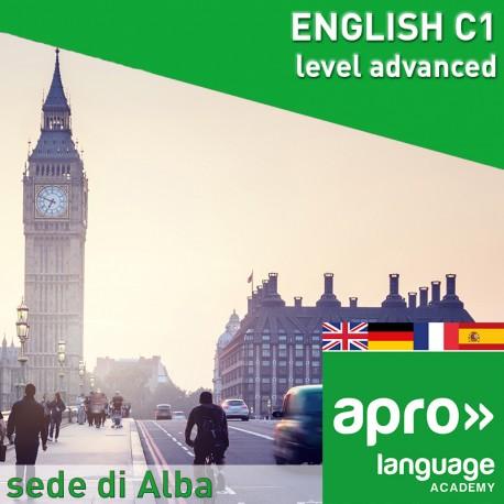 English C1 Level Advanced