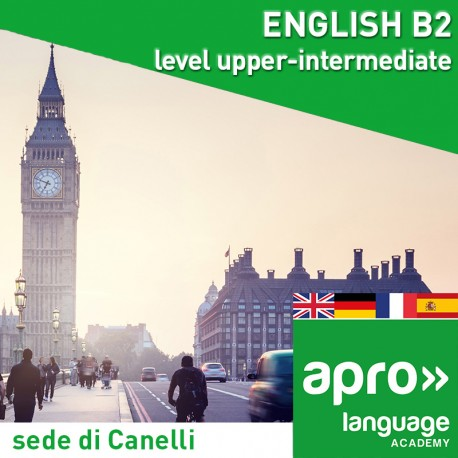 English B2 Level Upper Intermediate