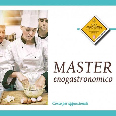 Master enogastronomico/ Fine Piedmontese cuisine