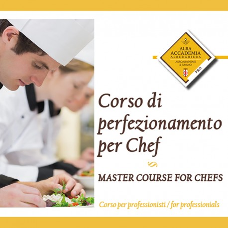 Perfezionamento chef/ Master course for chef