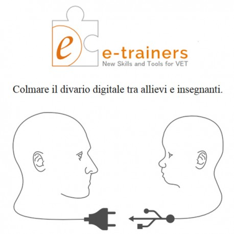 E-TRAINERS new skills and tools for VET
