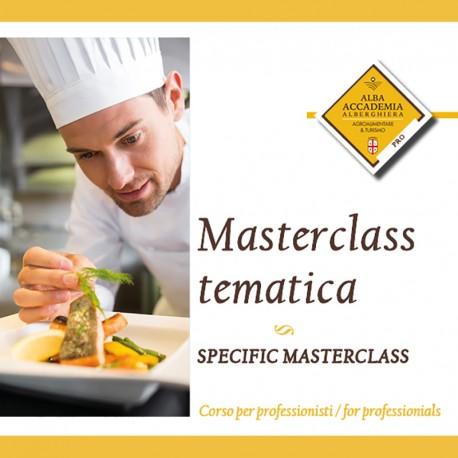 Masterclass tematica/ Thematic masterclass