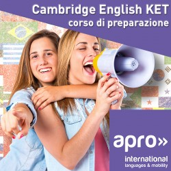Cambridge English KET corso di preparazione