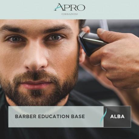 Barber base